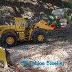 RC4WD Earth Mover 870K JD-88 mit Braeker-Lock Schnellwechsler und Industriegabelträger | Wheel loader with quick coupler and fork