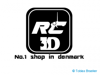 RC 3D No.1 shop in denmark